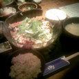 焼肉サラダ定食