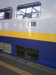 2階建て新幹線〜