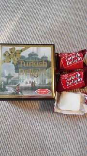 トルコからのお土産